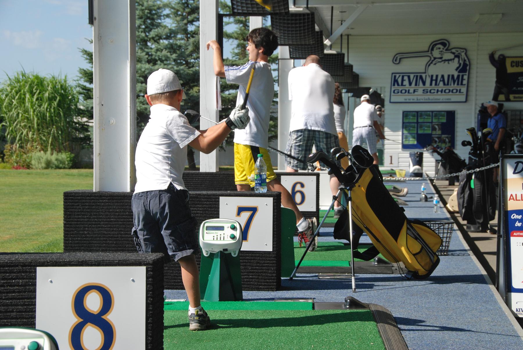 Kevin Haime Golf Centre Canada